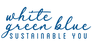 White Green Blue - WGB - Sustainable You